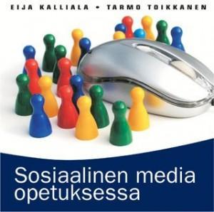 Sosiaalinen media opetuksessa -kirjan kansi
