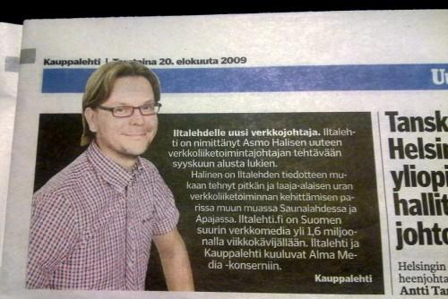 asmo-halinen-20090820-nimitys-kauppalehti