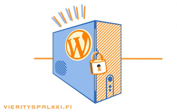 WordPress-palvelin