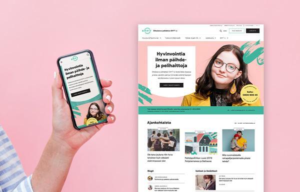 Referenssitarina digipalvelun uudistuksesta  Vierityspalkki.fi